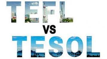 تفاوت بین TEFL, TESOL, CELTA چیست؟ کدام یک بهتر است؟