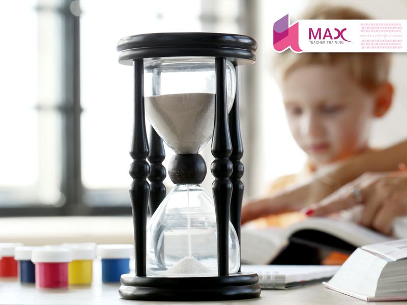 کاهش زمان صحبت کردن معلم