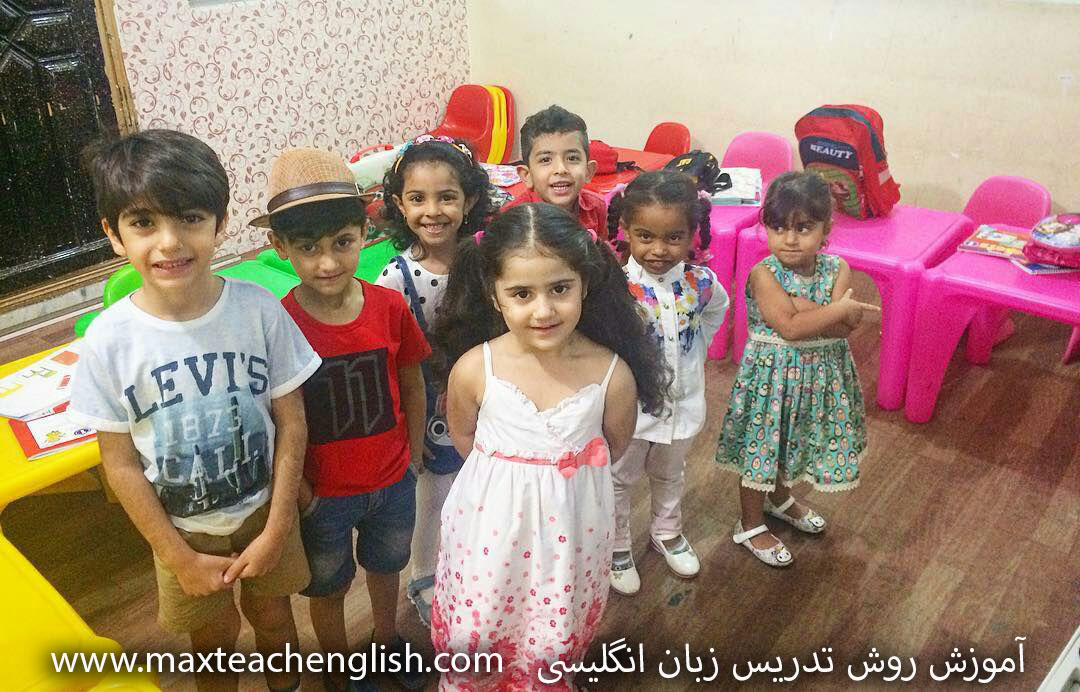 یادگیری زبان انگلیسی کودکان - کودکان چگونه زبان انگلیسی یاد می گیرند؟