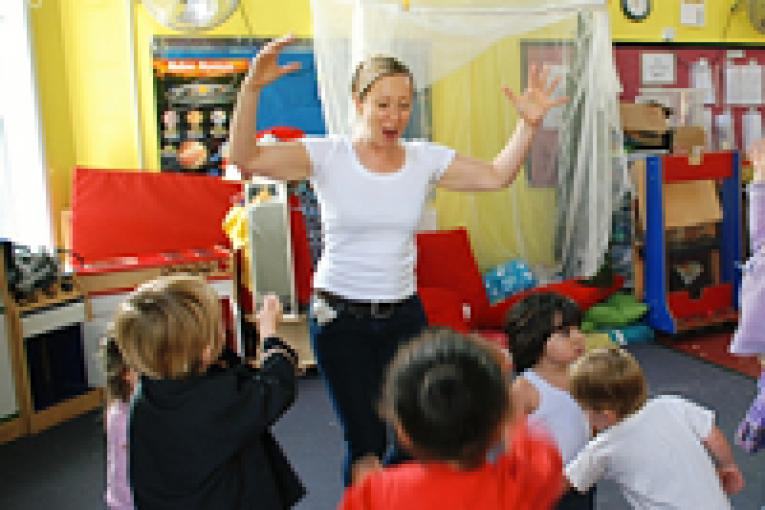 تدریس خلاقانه و جذاب زبان انگلیسی